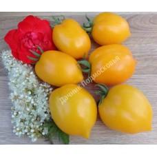 Томат Слива лимон. (10 шт.семян)